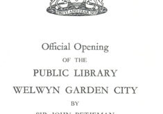 The Official Opening of the Public Library in Campus West