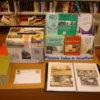 Oxfam book shop display