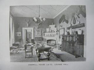 Digswell House | [HALS: Ref DE/P/E66/7]