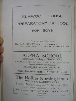 Trade Directory, 1926 | [HALS]