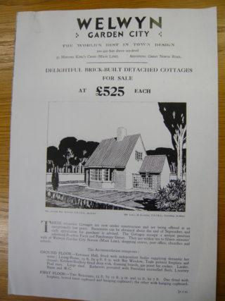 Advertising leaflet | [HALS]