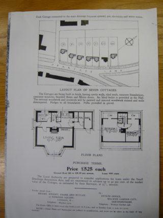Advertising leaflet   [HALS]