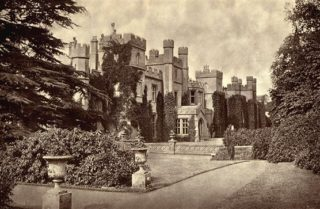 Panshanger House | Hertfordshire Archives and Local Studies