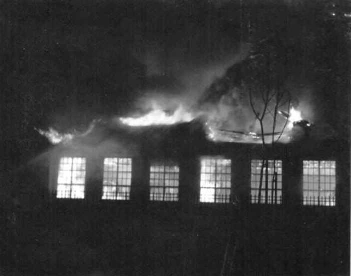 Parkway School fire 26th March 1939