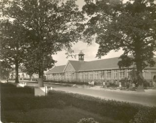 Peartree School in 1936 | Welwyn Garden City Library