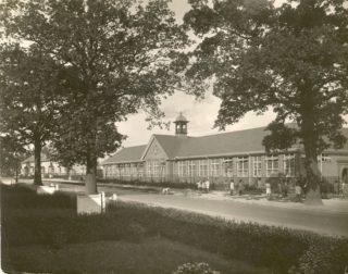Peartree School in 1936 | Welwyn Garden City Library
