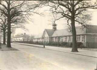 Peartree School in 1937 | Welwyn Garden City Library