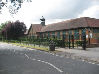 Peartree School in 2013 | Robert Gill