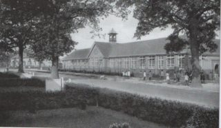 Peartree School in 1930.