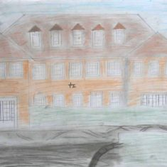 drawing by Dan | Handside School Consortium Project