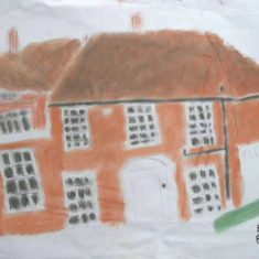Drawing by Eleanor | Handside School Consortium Project