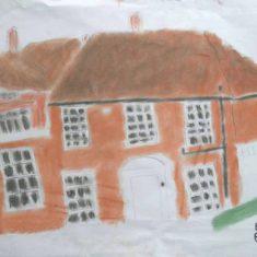 Drawing by Eleanor | Handside School Consortium Project