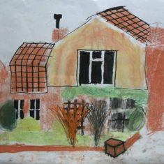 Drawing by Lucy | Handside School Consortium Project