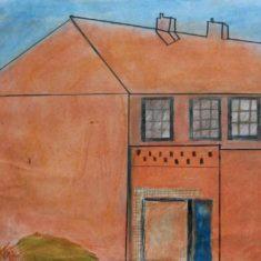 Drawing by Matthew | Handside School Consortium Project
