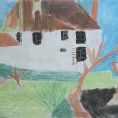 Drawing by Paula | Handside School Consortium Project