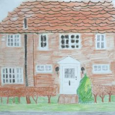Drawing by Ruby | Handside School Consortium Project