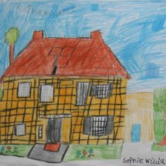 Drawing by Sophie | Handside School Consortium Project