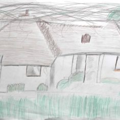 Drawing by Will | Handside School Consortium Project