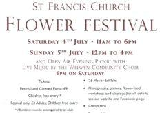 St Francis Church 80th Anniversary Flower Festival