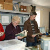 House Detectives visit Mill Green Museum archives