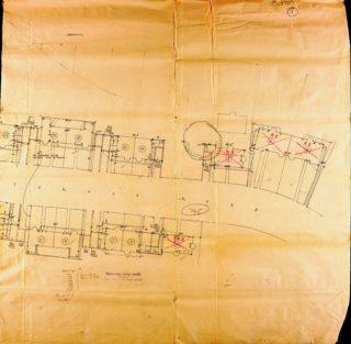 Road layou detail Barleycroft Road (UDC21/77/159) | Hertfordshire Archives and Local Studies