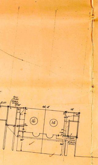 Plan detail for 14 & 16 Barletcroft Road (UDC21/77/159) | Hertfordshire Archives and Local Studies