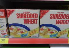 Shredded Wheat Packaging