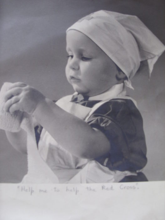 advert for red cross.
