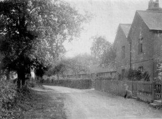 Sandpit Cottages, Hatfield Hyde