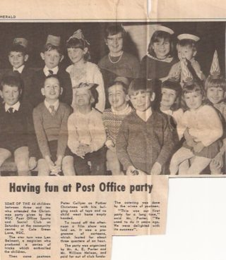 Post Office Party