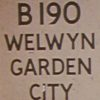 Welwyn Garden City :  A Kind of Travelogue