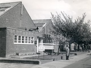 Sectional Factory Unit - Tewin Road | Welwyn Garden City Library