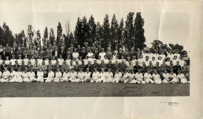 Shredded Wheat Company Employees | Welwyn Garden City Library