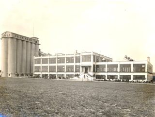 Shredded Wheat Factory c1926 | Campus West Library, Welwyn Garden City