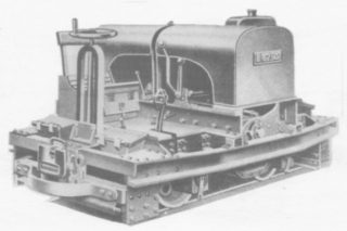 Example of the locomotives used