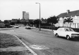 Sloansway and Glaxo Smith Kline c1970   Hertfordshire Archives and Local Studies