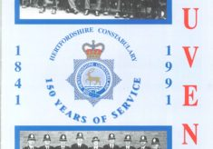 Hertfordshire Constabulary in Welwyn and Hatfield, 1841-1991