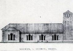 St Francis Church Welwyn Garden City