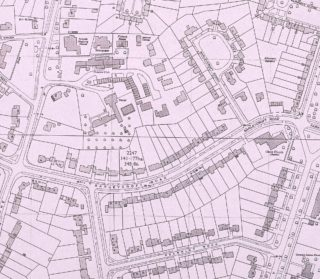 Ordnance Survey Map TL2312 1960s | Hertfordshire Archives and Local Studies