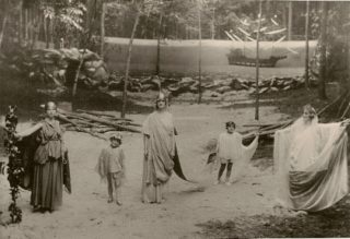 The Tempest - 1926   Barn Theatre Club Archives