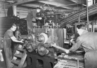 Unity Heating Ltd - tubing plant