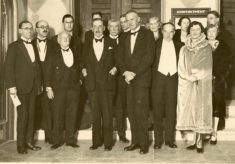Opening of the Welwyn Theatre