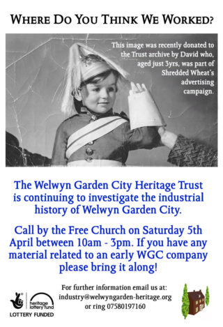 WGC Heritage Trust Industry Project