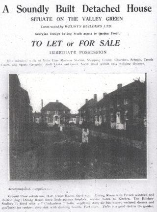 Welwyn garden City News, 1927   [HALS]