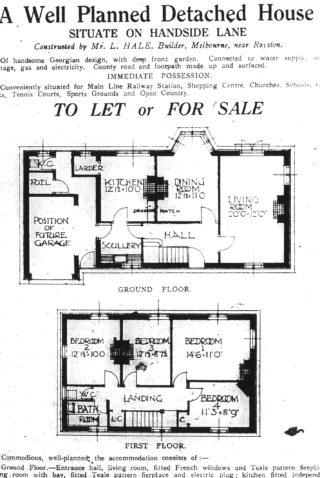Welwyn Garden City News, 1927 | [HALS]