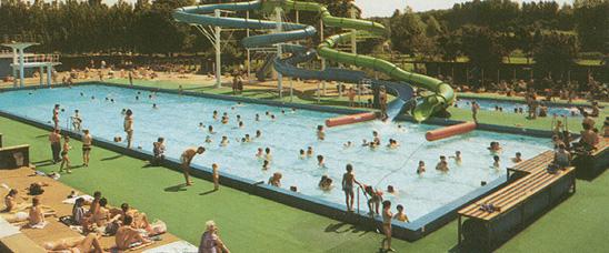 Swimming Pool In Lea Valley Leisure, Swimming Pool Welwyn Garden City