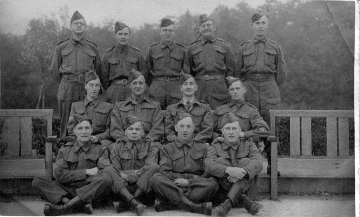 WGC Home Guard, taken on The Campus | Wendy Rathbone