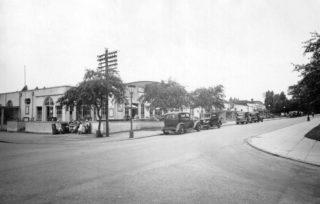 Welwyn Stores c1939