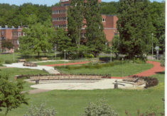 The campus arena