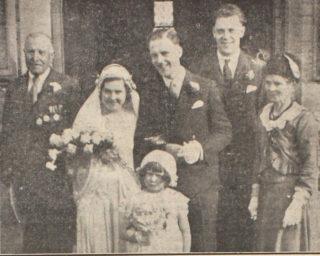 Mr & Mrs Smith | Welwyn Times 23 March 1932